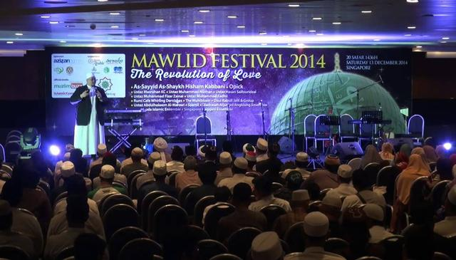 Singapore Mawlid Festival 2014 - Entire Event