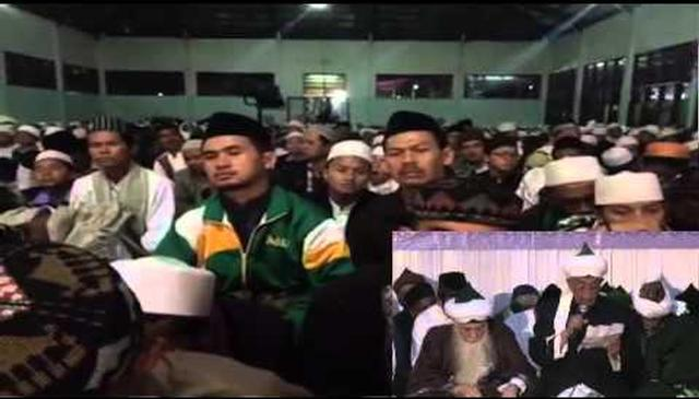 Entire Mawlid Event with Shaykh Hisham Kabbani at Bandung, Indonesia