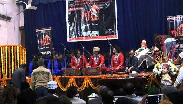 Qawwali Celebration of the Life of Shaykh Nizamuddin Awliya (q)