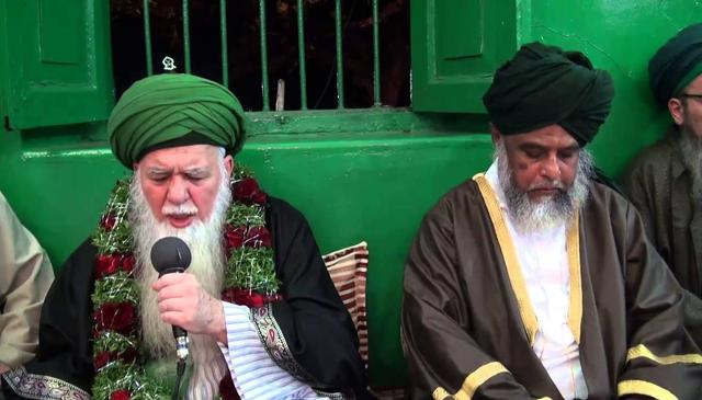 Zikr at the Maqam of Shaykh Sharafuddin Suhrawardy (q)