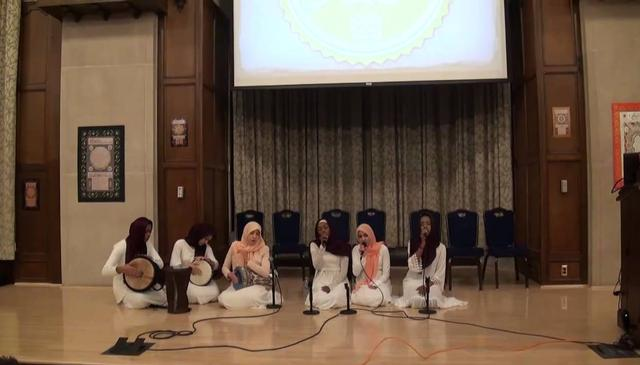 Az-Zahra Ensemble Performance at University of Michigan