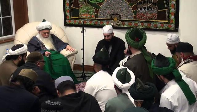 Heavenly Nasheed in Praise of Sayyidina Muhammad (pbuh)
