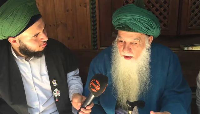 Short Interview with Turkish TV About Mawlana Shaykh Nazim (q)