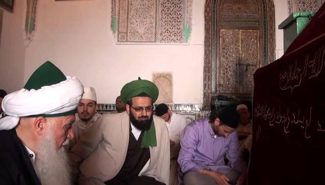 Visit of the Maqam of Sidi Abdullah Ghazouani (q) - 6th Maqam from the Seven Awliya of Marakesh