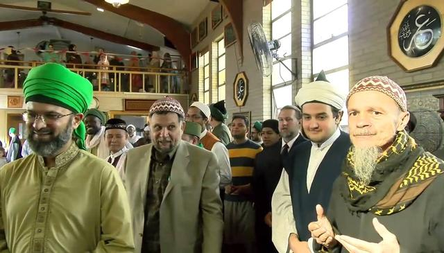 Naqshbandi Eidul Adha Celebration 1436