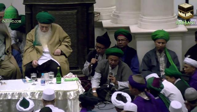 Mawlid Recitation at Baitul Ihsan Mosque in Jakarta