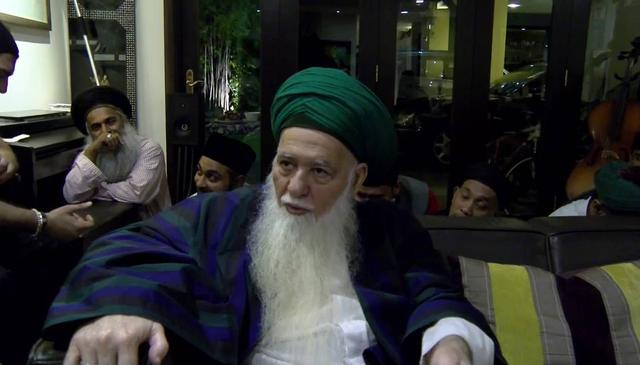 Our Blessed Times with Grandshaykh (ق)