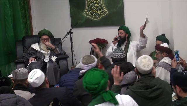 12th of Rabi'ul Awwal Celebration at CSCA, UK: Nasheeds by Ali Elsayed