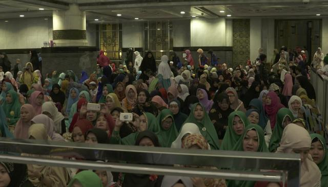Qasidah in Indonesia with Mawlana Shaykh Hisham Kabbani