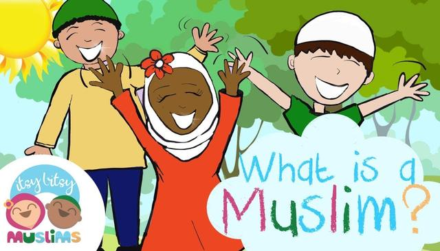 What is a Muslim? Children's Book and Nursery Rhyme