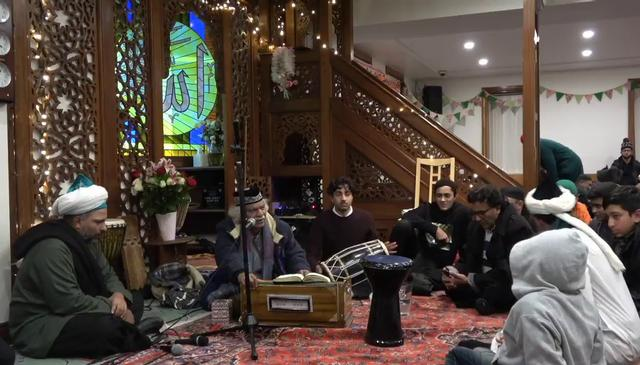 Mawlid Celebration and Qawwali in the UK
