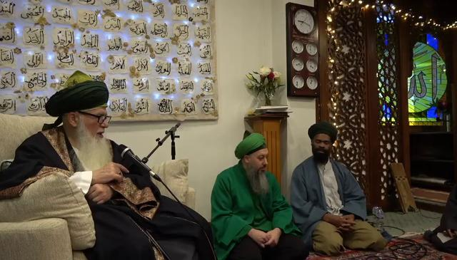 Mawlid an-Nabi (saw) at CSCA with Mawlana Shaykh Hisham Kabbani and Dr. Nour Kabbani