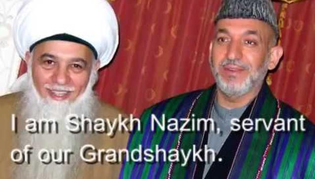 Authorization of Shaykh Hisham Kabbani Worldwide (Onscreen Text)