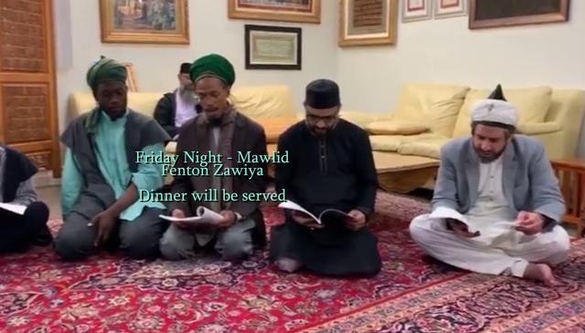 Trailer: Spiritual Weekend: Grand Dhikr & Mawlid