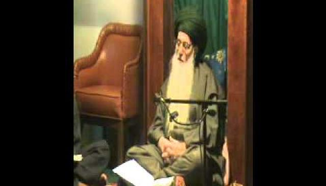 The age of Sayyidina Mahdi (as) begins....