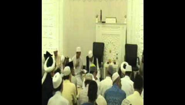 Qasidas at Aleem Siddiq Mosque